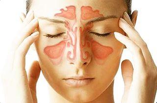 Гайморит причина головных болей