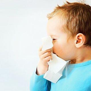Головная боль при насморке у ребенка