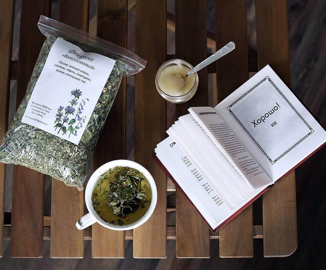 Травы для лечения головной боли