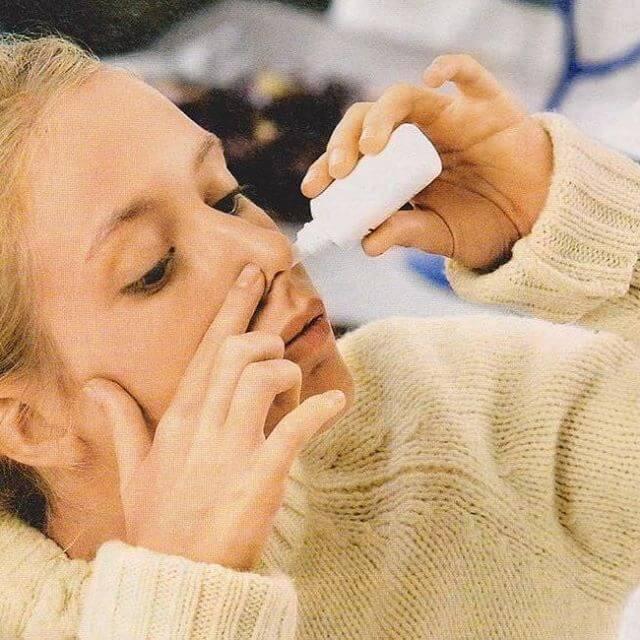 Хронический гайморит провоцирует головную боль