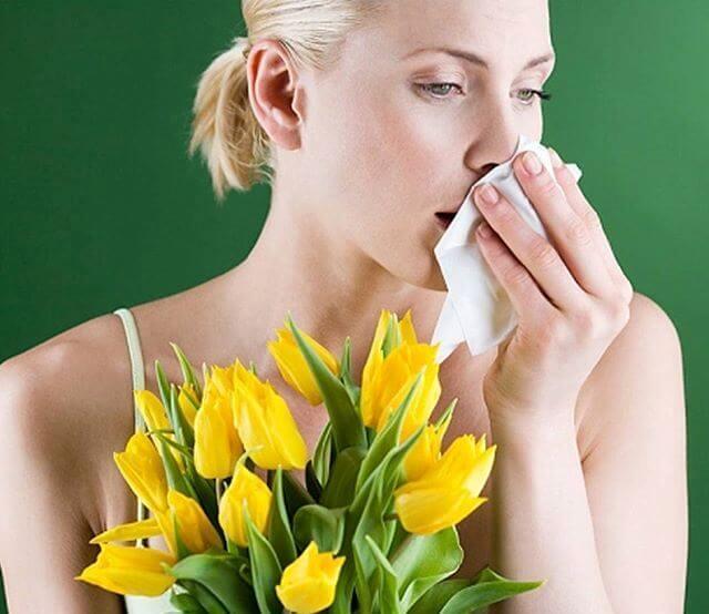 Головная боль во время насморка