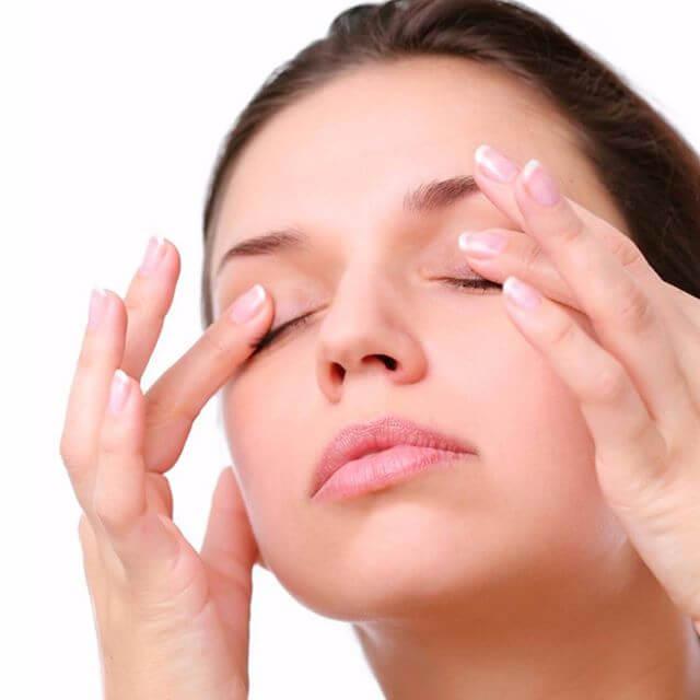 Гимнастика для глаз от головной боли для бодрости