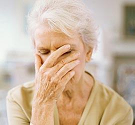 Причины головных болей у пожилых