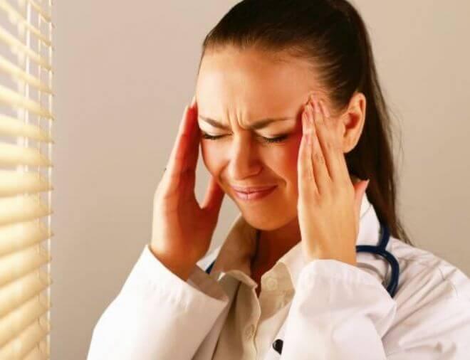 Блуждающая головная боль