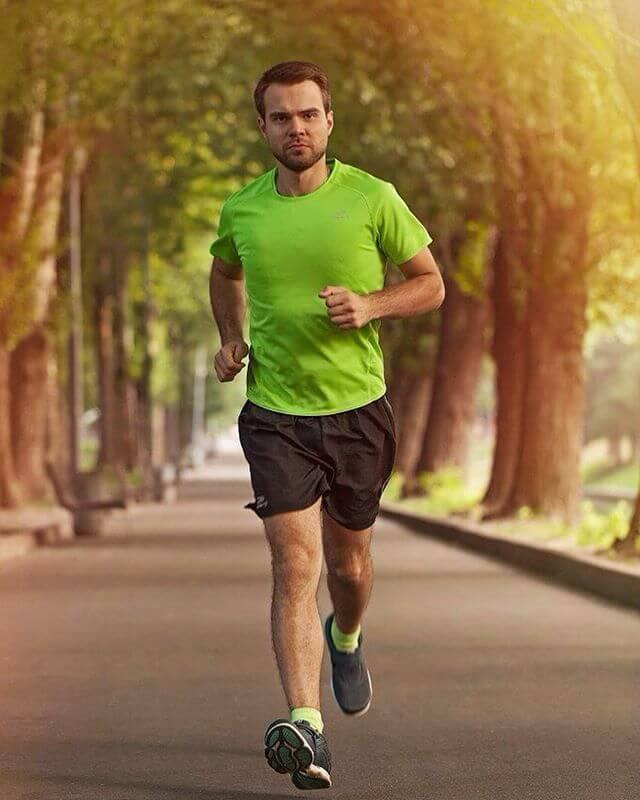 Головная боль после бега