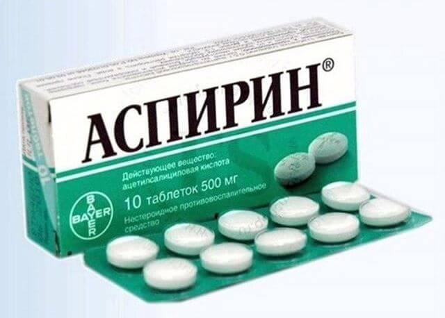 Аспирин от головных болей после родов