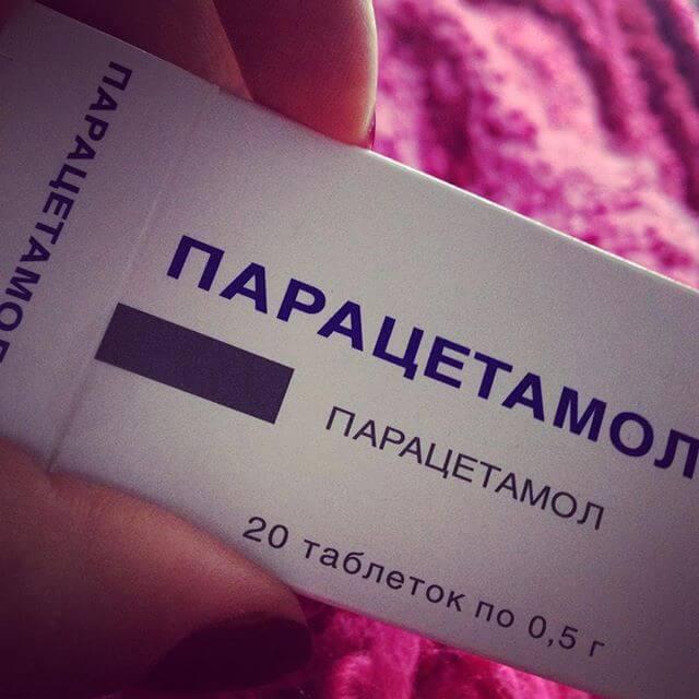 Парацетамол от боли в голове: особенности применения
