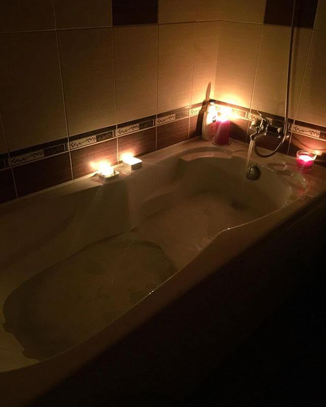 Горячая ванна помогает от мигрени