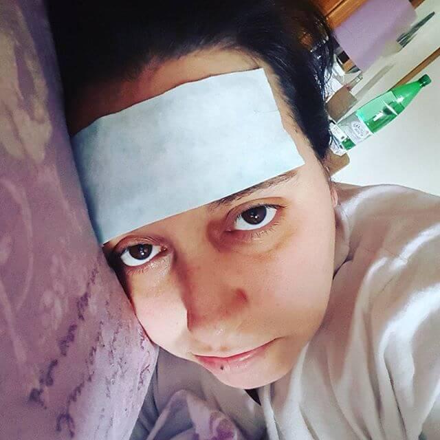 Чем объясняется головная боль и температура 37