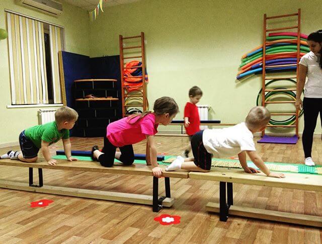 Лечебная физкультура для детей от головной боли и мигрени