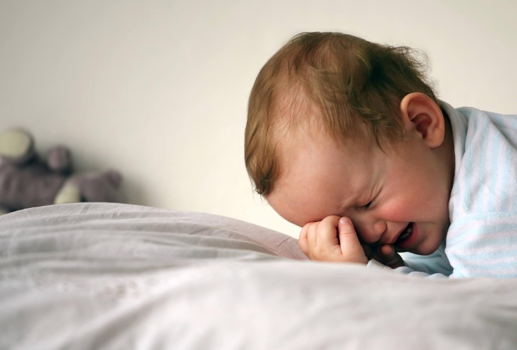 Болит голова у ребенка ночью