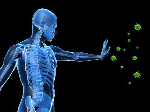 Борьба с инфекцией во время простуды