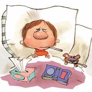 Как лечить головную боль при гриппе