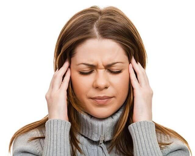 Первая помощь при резкой головной боли