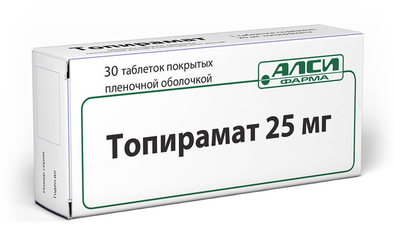 Топирамат для лечения абузусной головной боли
