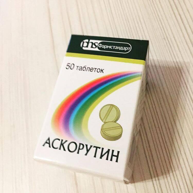 Аскорутин при инсульте