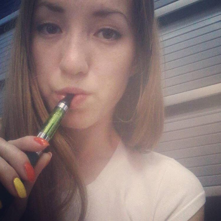Головокружение от электронных сигарет
