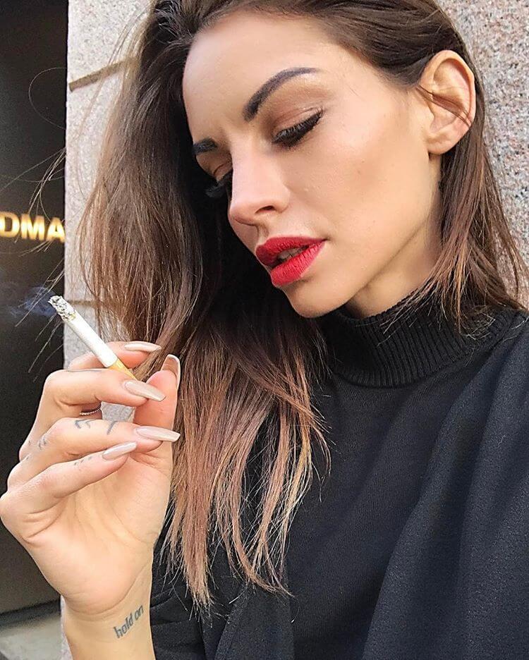 Головокружение после курения