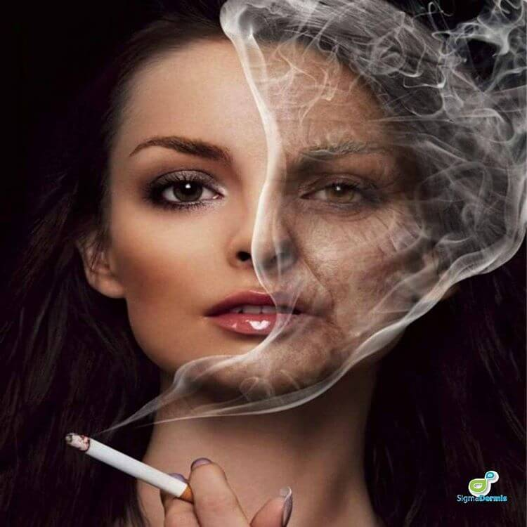 Кружится голова от курения