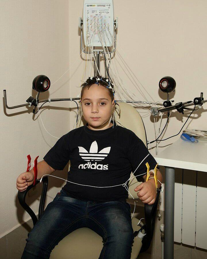 Реоэнцефалограмма детям