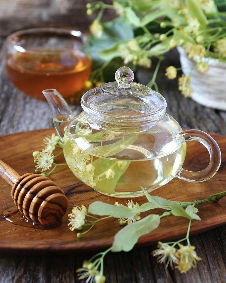 липовый чай от давления