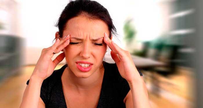 Причины головокружений у женщин