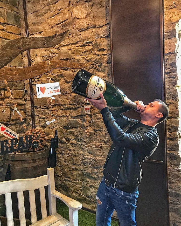 Как пить шампанское чтобы не болела голова