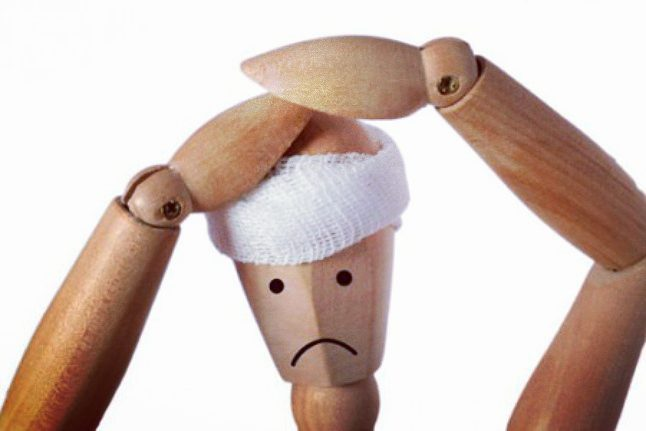 Почему происходит онемение части головы