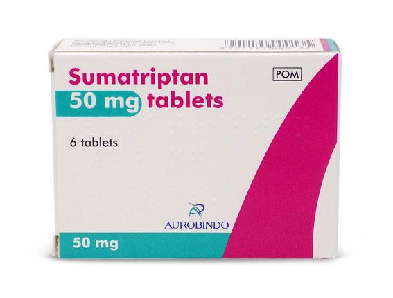 Суматриптан против приступов мигрени
