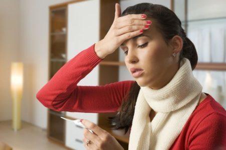 Почему болит голова и горло