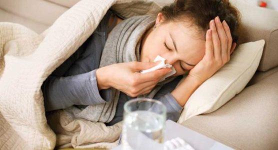 Боль в области лба при насморке