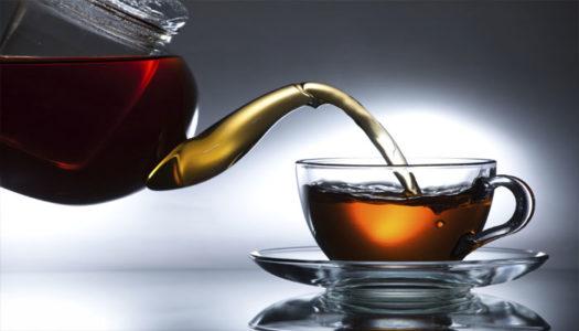 Черный чай от головной боли