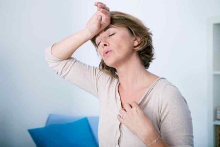 Давление во время менструаций
