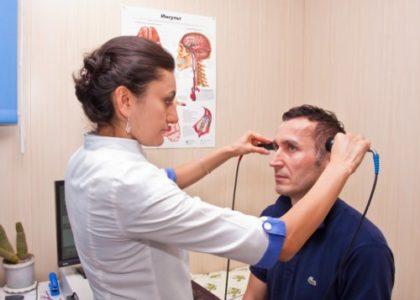 Диагностика ушиба головного мозга