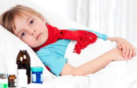 Лечение боли в области лба при насморке