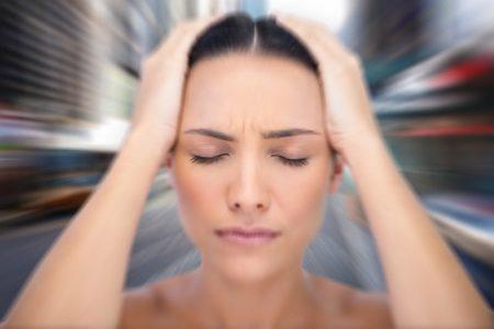 Как избавиться от легкого головокружения?