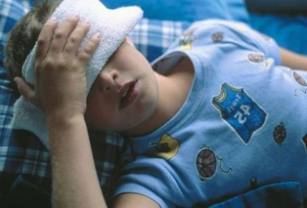 Легкое головокружение у детей