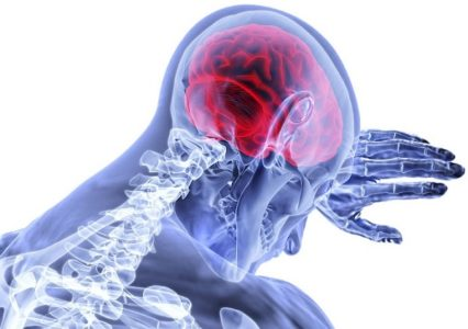 Легкое сотрясение мозга