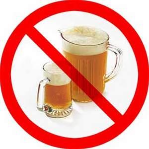 Почему болит голова после пива