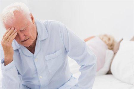 Головокружение при нормальном давлении у пожилых