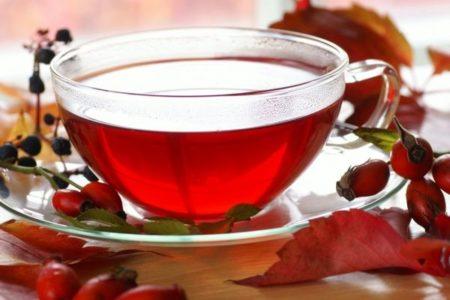 Целебный чай из боярышника от давления