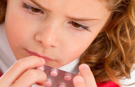 Цитрамон для детей от головной боли
