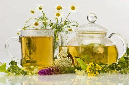Травяной чай от головной боли