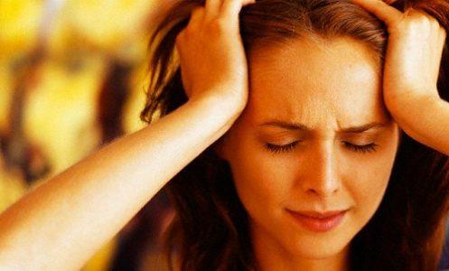 Болит голова температуры нет