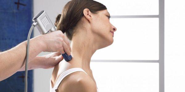 Физиотерапия при лечении болей у основания черепа