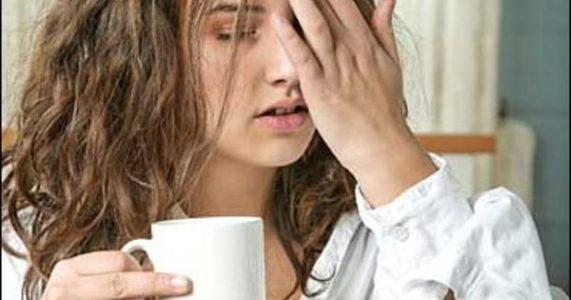 Кофе при пониженном давлении и головной боли