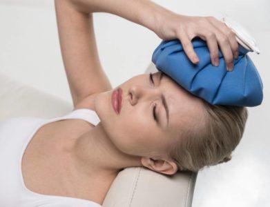 Лечение ушиба головы