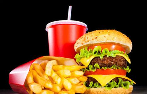 Неправильное питание как причина головной боли в области лба и глаз