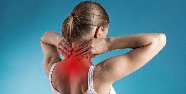 Остеохондроз как причина боли у основания черепа