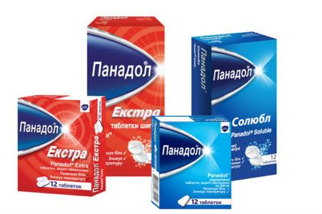 Панадол от головной боли — характеристика препарата